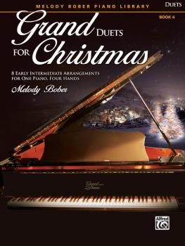 Grand Duets for Christmas, Book 4 (8 Early Intermediate Arrangements f (AL-00-48029)