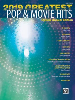 2019 Greatest Pop & Movie Hits: Deluxe Annual Edition (AL-00-47956)
