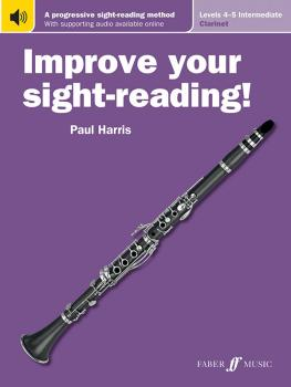 Improve Your Sight-Reading! Clarinet, Levels 4-5 (Intermediate): A Pro (AL-12-0571540864)