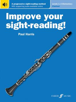 Improve Your Sight-Reading! Clarinet, Levels 1-3 (Elementary): A Progr (AL-12-0571540856)