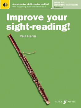 Improve Your Sight-Reading! Bassoon, Levels 1-5 (Elementary-Intermedia (AL-12-0571540902)