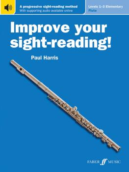Improve Your Sight-Reading! Flute, Levels 1-3 (Elementary): A Progress (AL-12-0571540821)