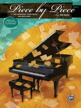 Piece by Piece, Book C: 11 Late Elementary Color Pieces for Solo Piano (AL-00-37731)