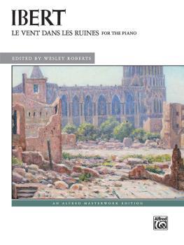 Ibert: Le vent dans les ruines (AL-00-47772)