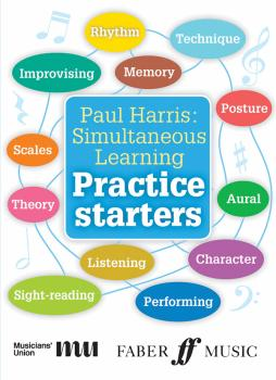 Paul Harris: Simultaneous Learning Practice Starter Cards (AL-12-0571539432)