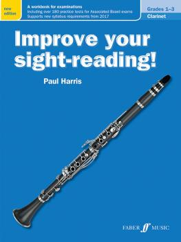 Improve Your Sight-Reading! Clarinet, Grade 1-3 (New Edition): A Workb (AL-12-0571539874)