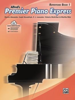 Premier Piano Express, Repertoire Book 1 (AL-00-48630)