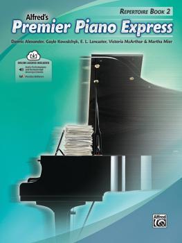 Premier Piano Express, Repertoire Book 2 (AL-00-48631)