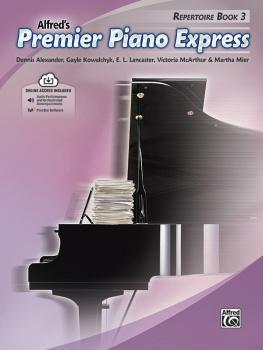 Premier Piano Express, Repertoire Book 3 (AL-00-48632)