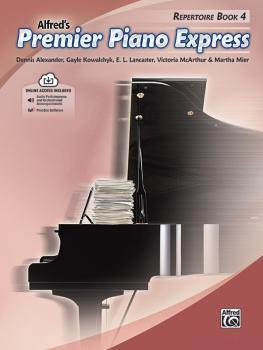 Premier Piano Express, Repertoire Book 4 (AL-00-48633)