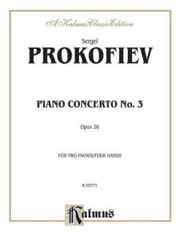 Piano Concerto No. 3 in C Major, Opus 26 (AL-00-K03771)