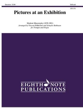 Pictures at an Exhibition (AL-81-ST1174)