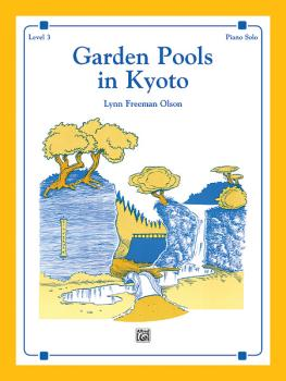 Garden Pools in Kyoto (AL-00-2378)