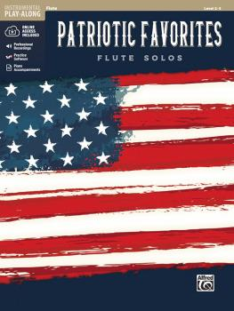 Patriotic Favorites Instrumental Solos (Flute Solos) (AL-00-48680)