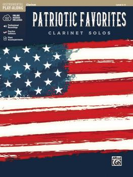 Patriotic Favorites Instrumental Solos (Clarinet Solos) (AL-00-48682)