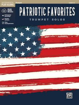 Patriotic Favorites Instrumental Solos (Trumpet Solos) (AL-00-48688)