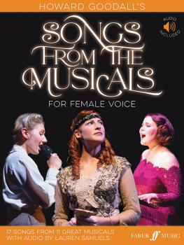 Howard Goodall's Songs from the Musicals (AL-12-0571541224)