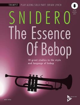 The Essence of Bebop: Trumpet: 10 Great Studies in the Style and Langu (AL-01-ADV14742)