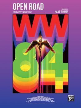 Open Road (from Wonder Woman 1984) (AL-00-49328)