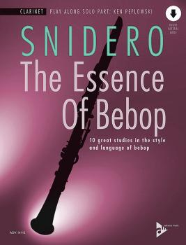 The Essence of Bebop: B-flat Clarinet: 10 Great Studies in the Style a (AL-01-ADV14115)