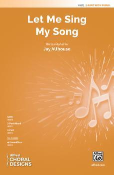 Let Me Sing My Song (AL-00-48812)