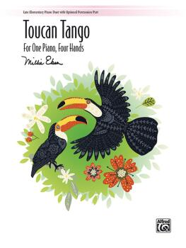 Toucan Tango (With Optional Percussion) (AL-00-48644)