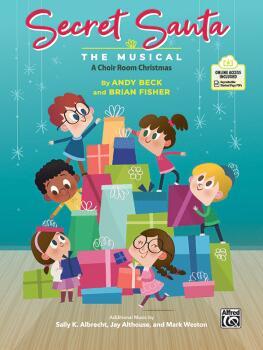 Secret Santa: The Musical: A Choir Room Christmas (AL-00-48709)