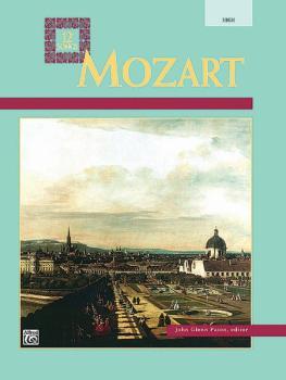 Mozart -- 12 Songs (AL-00-3389)